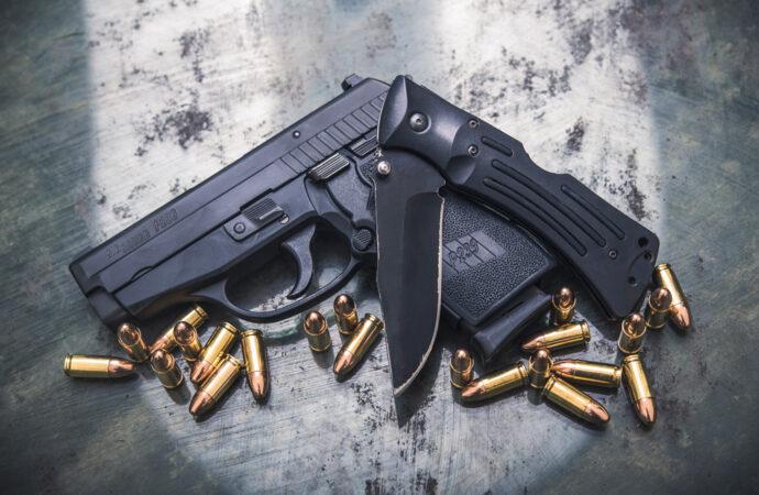 Gun Laws vs. Knife Laws