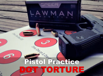 Dot Torture – The Drill to Make Shooters Suffer