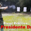 El Presidente Drill – Assessing Your Shooting Skills
