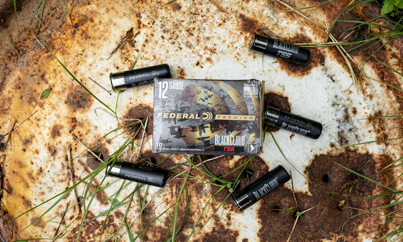 Federal TSS 12 gauge ammo