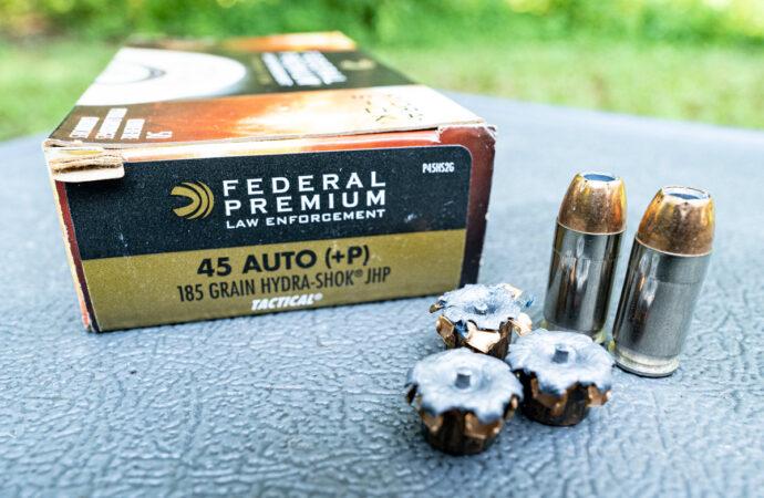 Hydrashok Ammunition