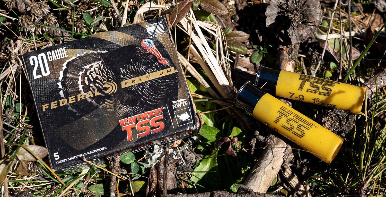 Federal black cloud TSS 12 gage ammo