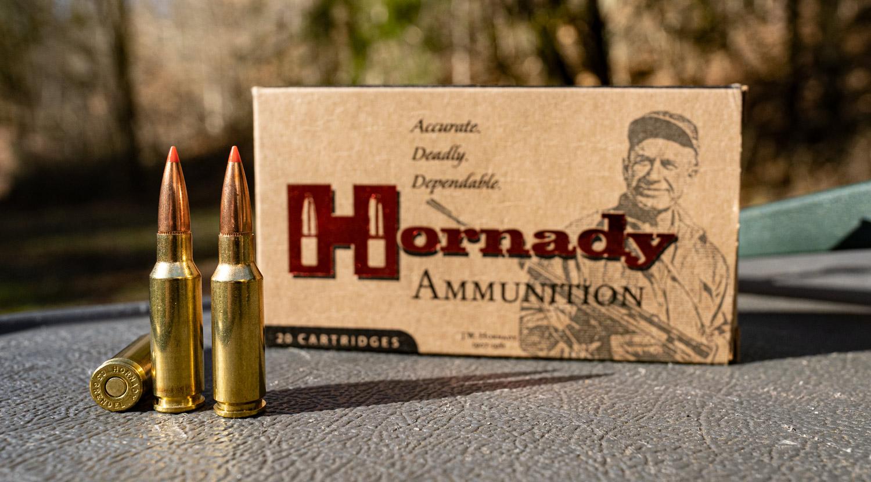 Hornady 6.5 Grendel ammo for hunting
