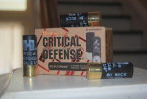 Hornady Critical Defense in 12 gauge