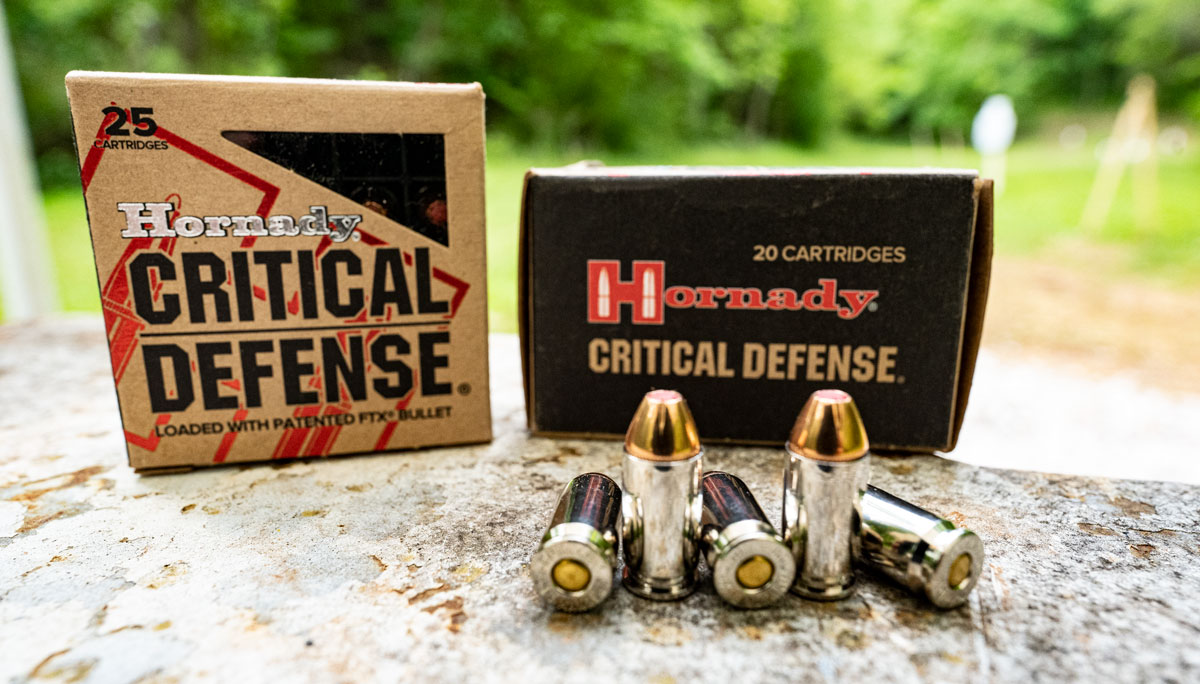 Critical defense rounds out of box