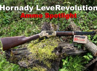 Hornady LeveRevolution
