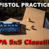 IDPA 5×5 Classifier Drill – How It Works