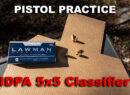IDPA 5x5 Classifier