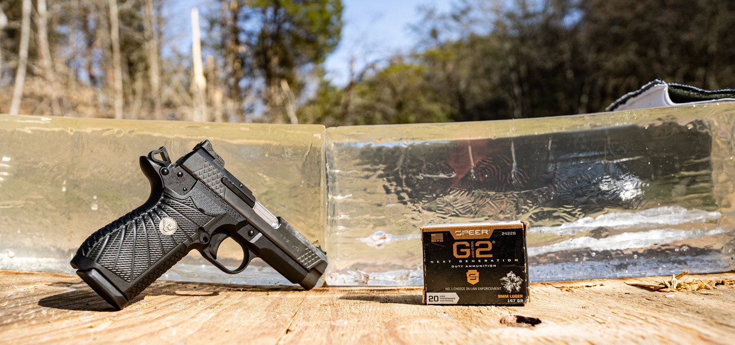 Testing if Speer Gold Dot is good for self-defense with ballistic gelatin