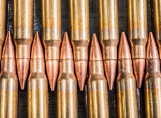 Full Metal Jacket Bullets