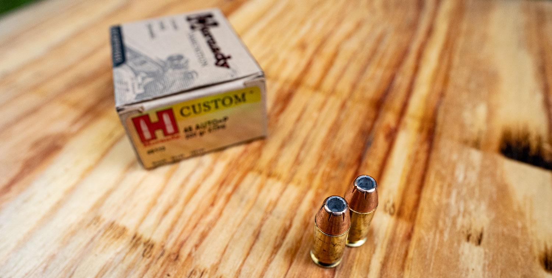 JHP ammo