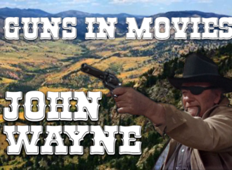 Guns John Wayne Used in Movies