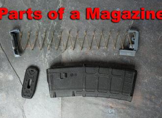Parts of a Gun Magazine