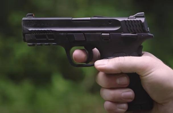 Smith & Wesson EZ-380 pistol