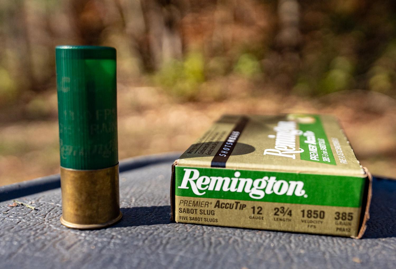 Sabot slugs made by Remington