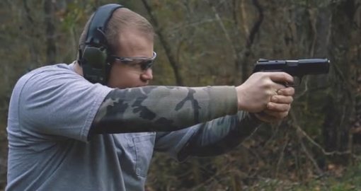Shooting critical defense ammunition at the range