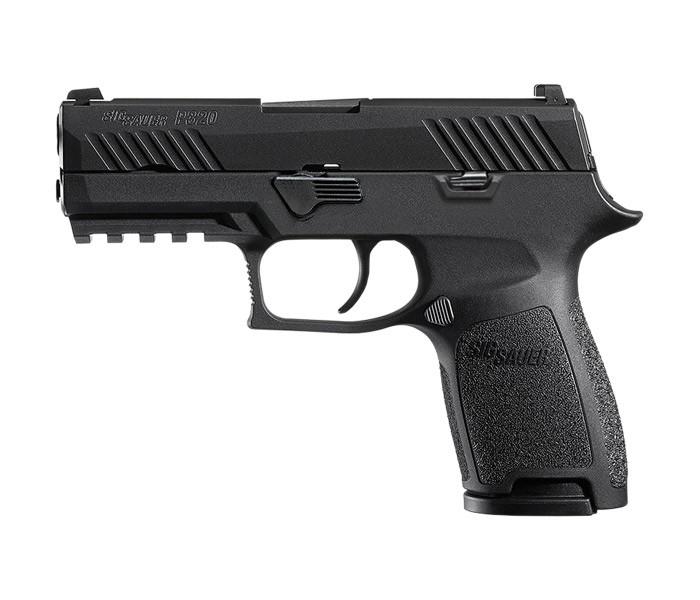 Sig Sauer P320 Nitron Compact pistol