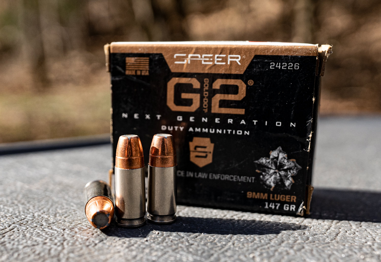 Speer G2 ammo