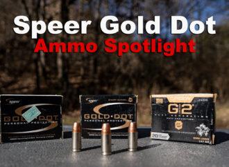 Speer Gold Dot – Ammo Spotlight
