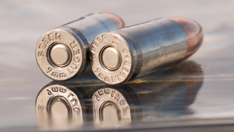 Is Speer +p ammo safe to shoot?