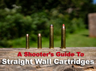 Straight Wall Cartridges