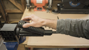Removing the handguard from the AR-15 upper