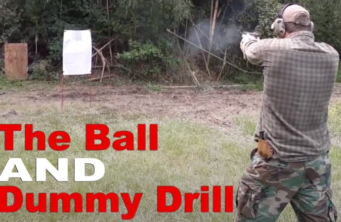 Ball and Dummy Drill – Overcoming Recoil Anticipation