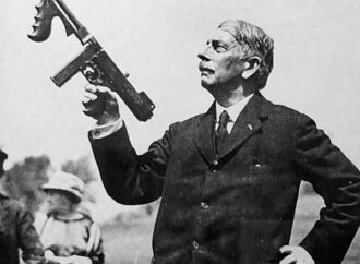 James Thompson, inventor of the Tommy Gun