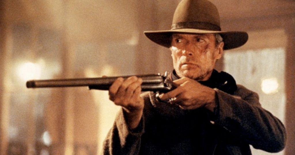 Clint Eastwood's Gun in Unforgiven