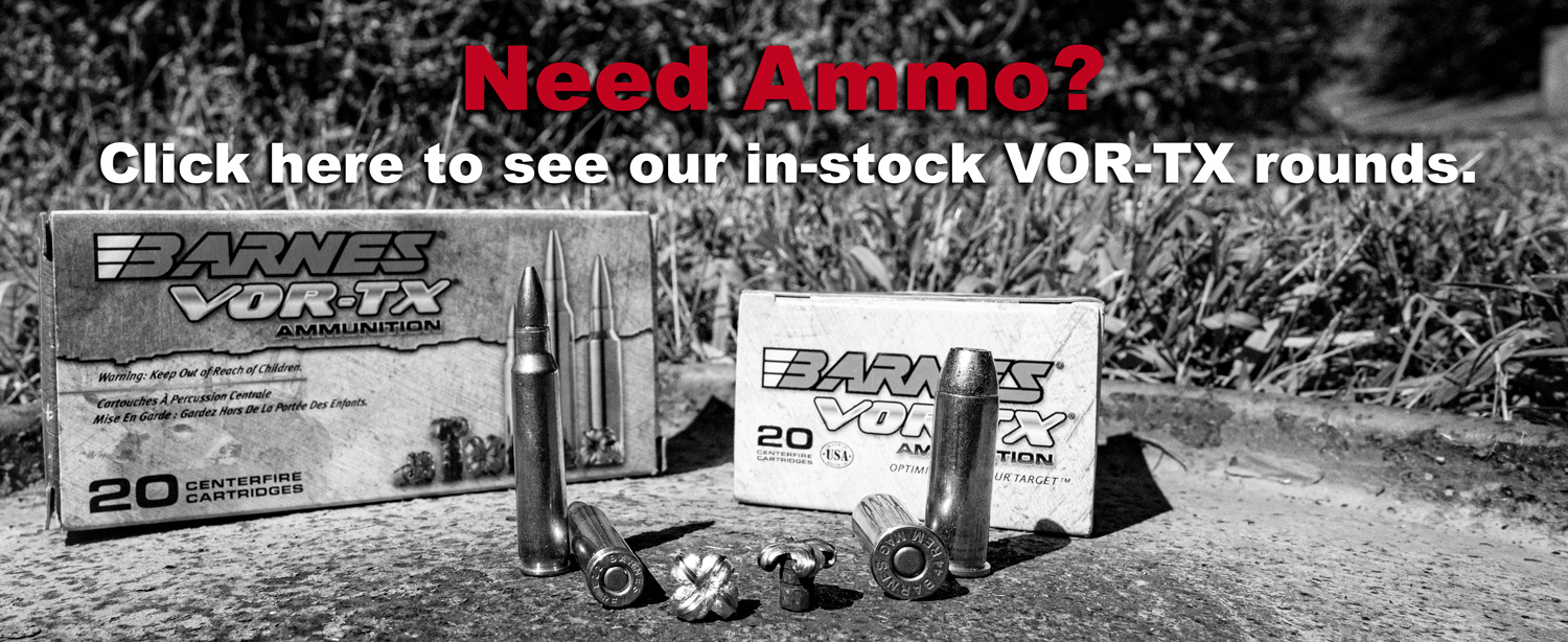 see Barnes VOR-Tx ammo for sale at AmmoToGo.com