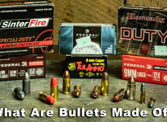 What Are Bullets Made Of?
