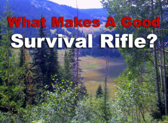 The Best Survival Rifle – What Makes A Good Choice?