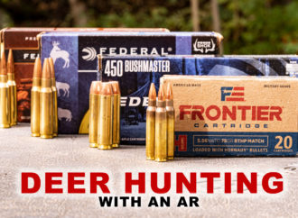 AR Calibers for Deer Hunting