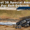 Testing for the best 38 special ammo for self defense
