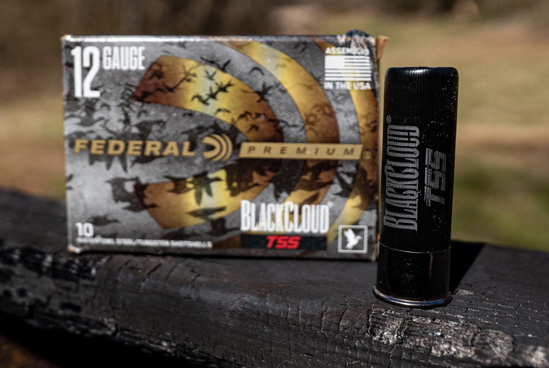 12 gauge federal black cloud ammo