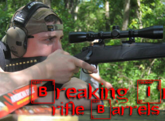 How To Break In A Rifle Barrel
