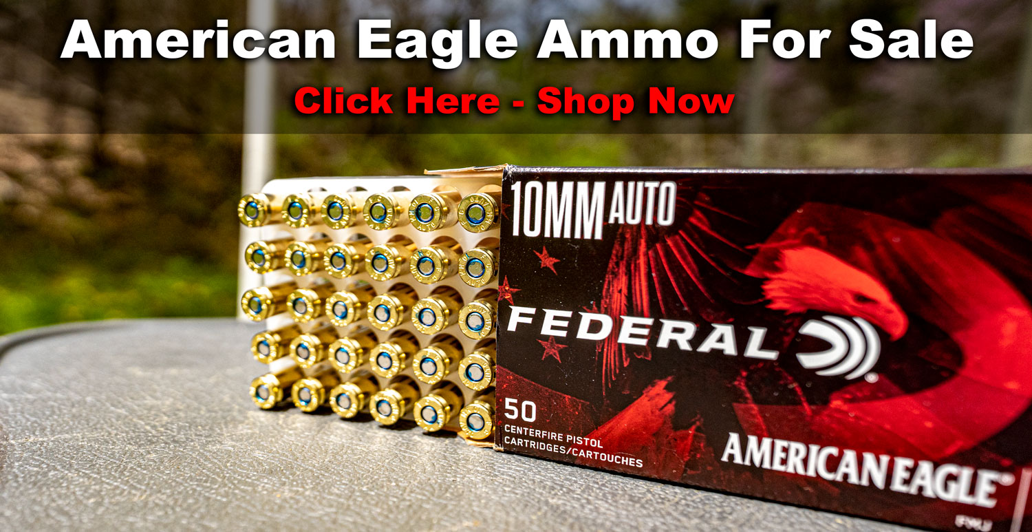 American Eagle ammo for sale