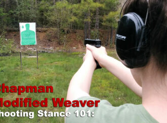 The Chapman – Modified Weaver Stance