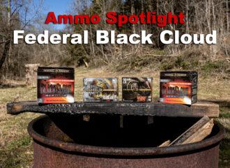 Federal Black Cloud – Ammo Spotlight