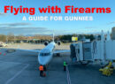 Flying with firearms at the airport