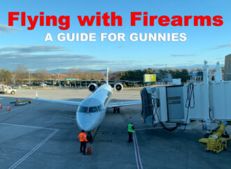 Flying with Firearms – A Guide for Gun Owners