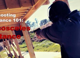 The Isosceles Stance Explained