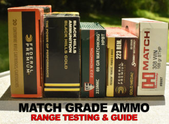 Match Grade Ammo – Worth the Price?