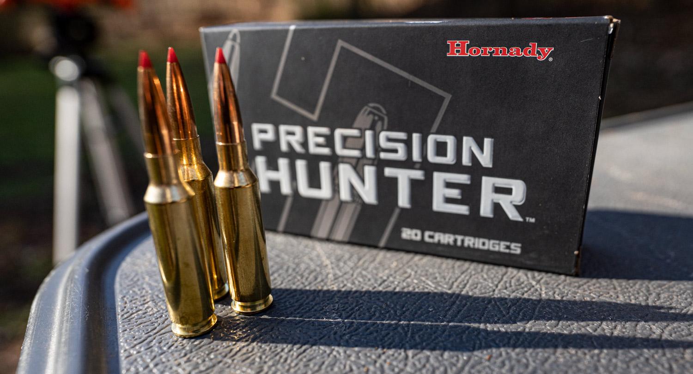 Hornady Precision 6.5 Creedmoor ammo