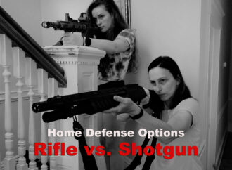Shotgun vs Rifle for Home Defense