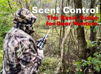 Scent Control – Basics for Deer Hunters