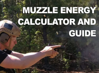 Muzzle Energy Calculator & Guide