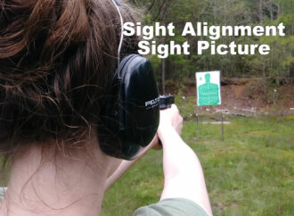 Sight Alignment and Sight Picture – How to Get Shots on Target