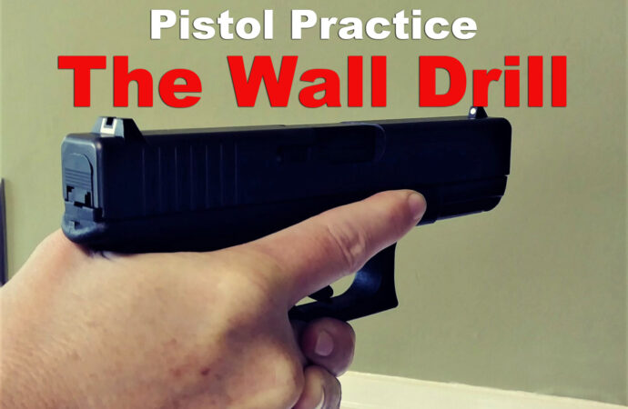 The Wall Drill – Developing Focus and Trigger Control