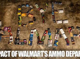 Impact of Walmart Leaving Ammo